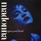 Madonna ‎– Open Your Heart
