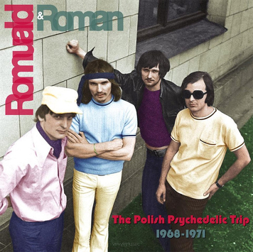 Romuald & Roman ‎– The Polish Psychedelic Trip 1968-1971