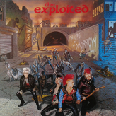 The Exploited ‎– Troops Of Tomorrow