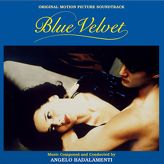 Angelo Badalamenti ‎– Blue Velvet (Original Motion Picture Soundtrack)