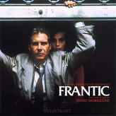 Ennio Morricone ‎– Frantic (Original Motion Picture Soundtrack)