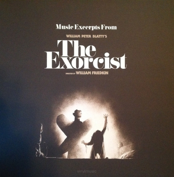 "National Philharmonic Orchestra ‎– Music Excerpts From ""The Exorcist"""