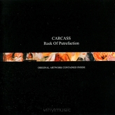 Carcass ‎– Reek Of Putrefaction