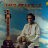 Ravi Shankar ‎– Spirit Of India