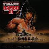 Jerry Goldsmith ‎– Rambo III (Original Motion Picture Soundtrack)