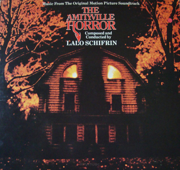 Lalo Schifrin ‎– The Amityville Horror - Music From The Original Motion Picture Soundtrack